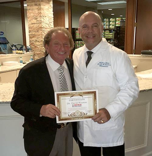 Chiropractor Germantown TN David Wootton